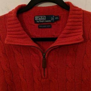 Ralph Lauren Wool Sweater Size XXL